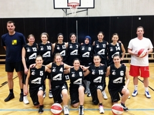 Basketball Damen