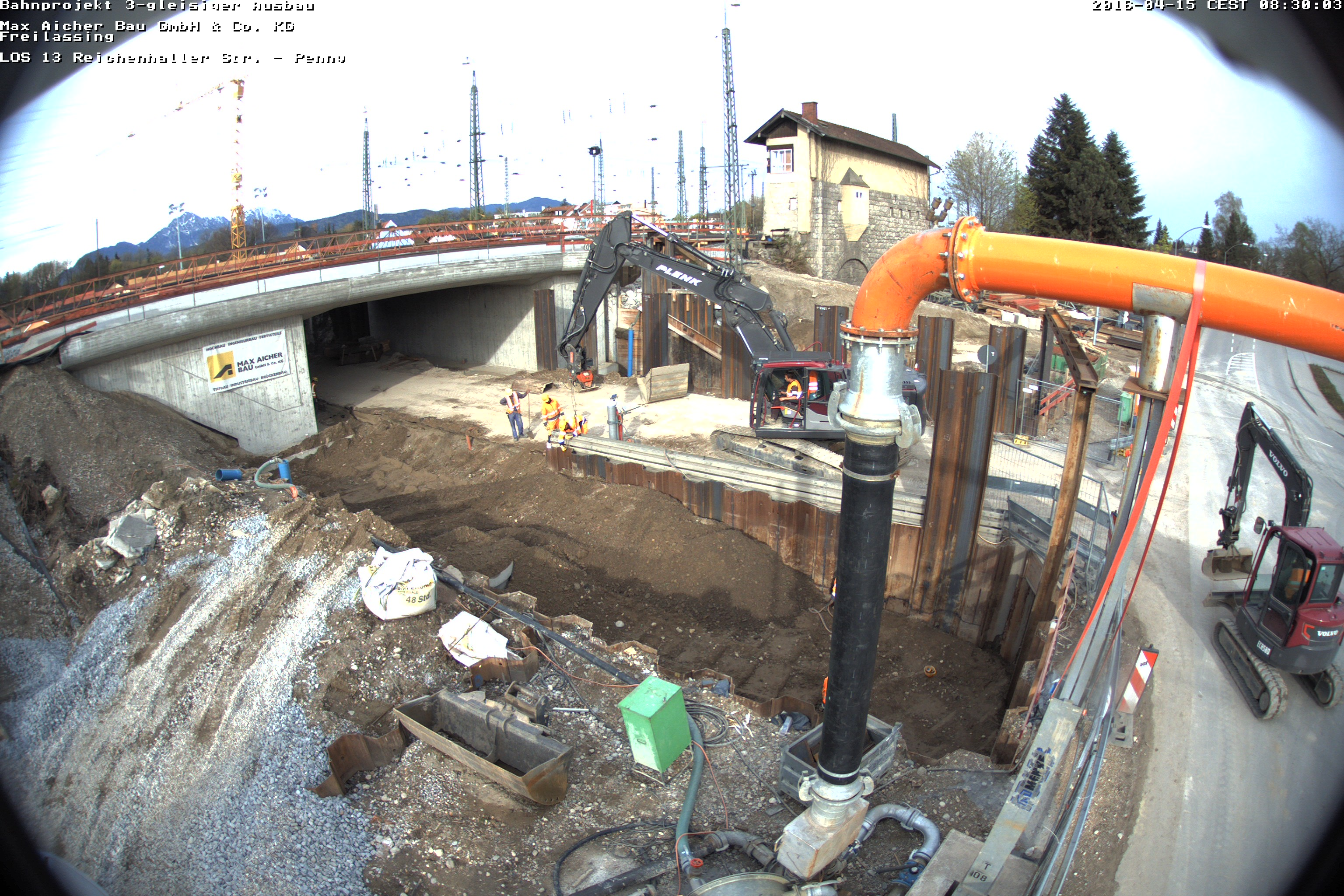 Webcam LOS 13 Reichenhaller Str.