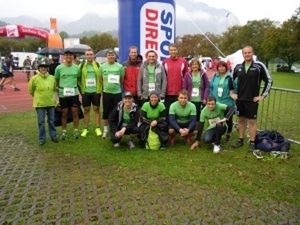 Businesslauf 2014