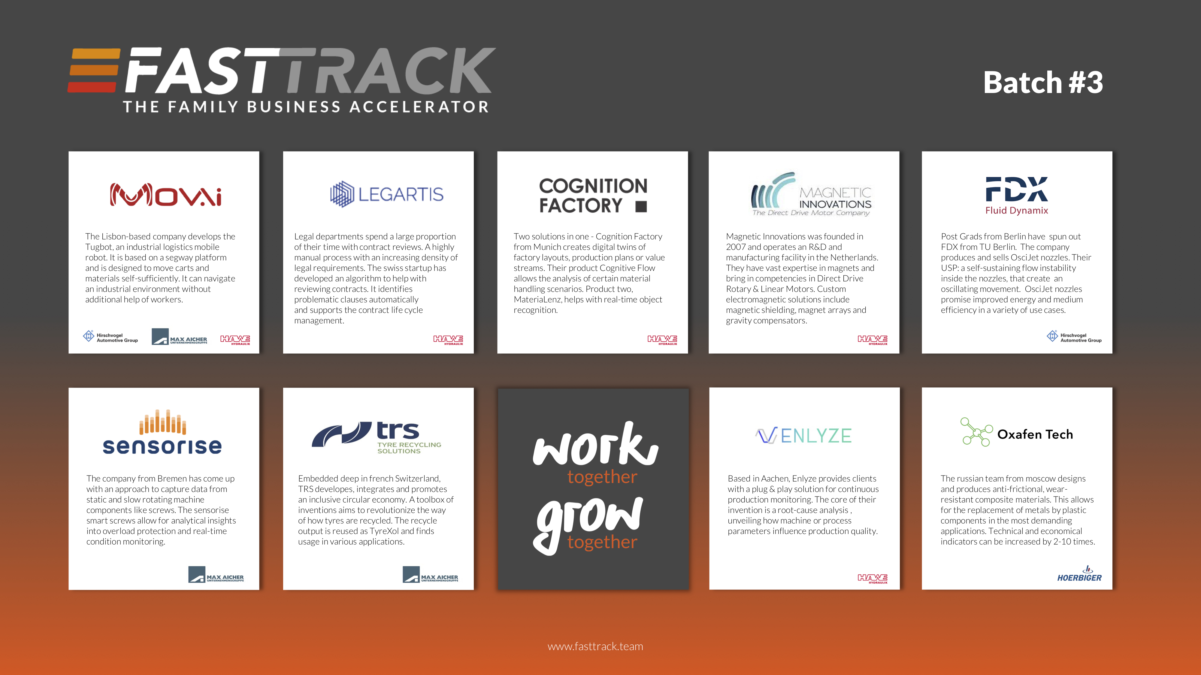 Fasttrack-Batch-3